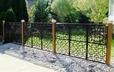 Pictures of Steel Fence Lumber
