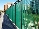 Photos of Steel Fence Lattice